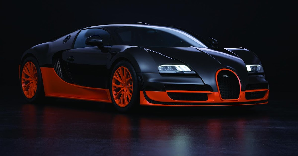 2011 Bugatti Veyron Super Sport | Owner Manual PDF