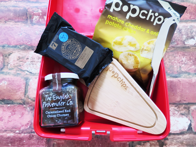 Popchips Lunch Box