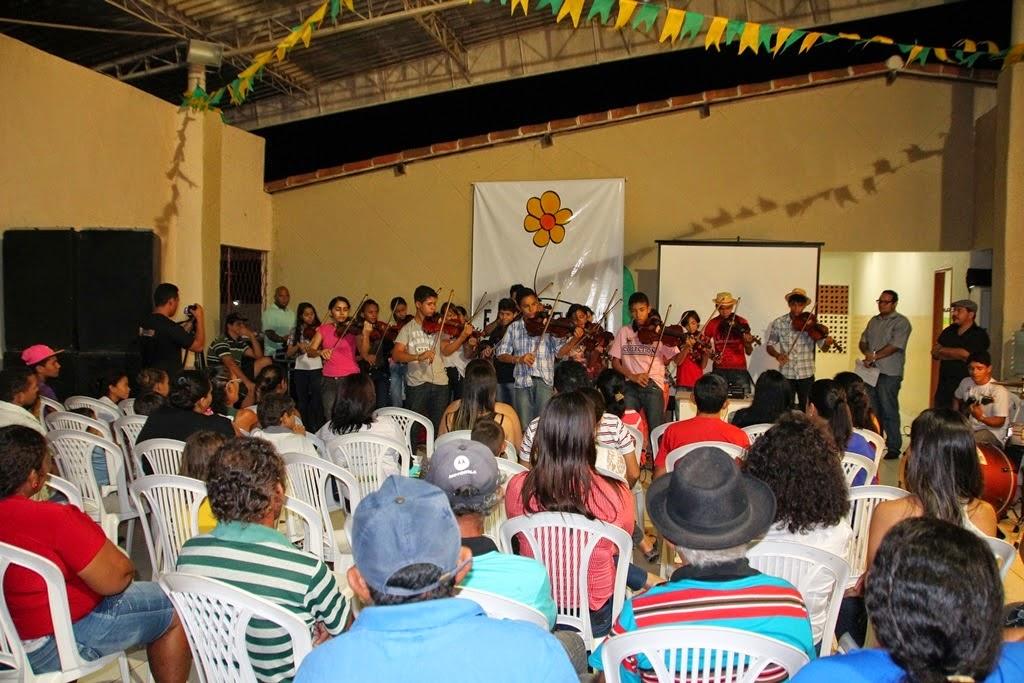 REALIZAÇÃO DO 1º PRÉ-FÓRUM COMUNITÁRIO NO ASSENTAMENTO DE SANTA MARIA III