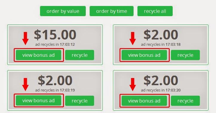 Paidverts ads