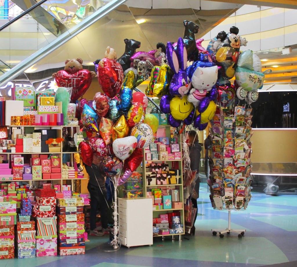 продажа фольгированных шаров в розницу