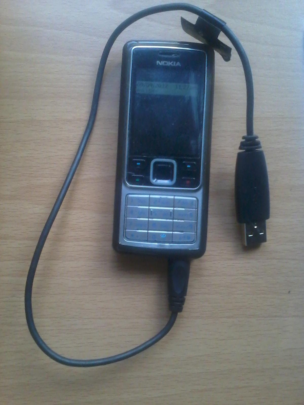 Nokia 6300 software update version
