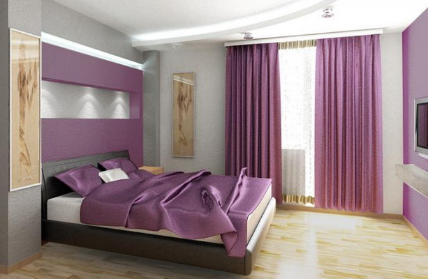 Decorating Ideas > Latest Interior Designs Ideas Decoration Furniture  ~ 181233_Bedroom Decorating Ideas Purple