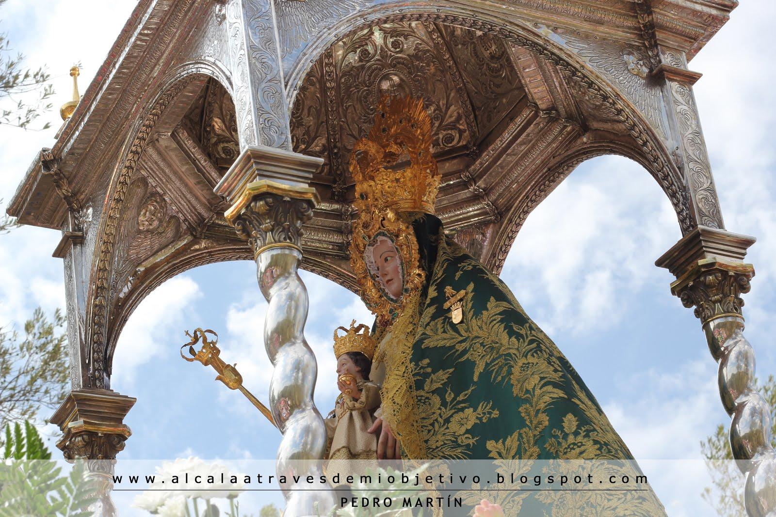 La Virgen de los Santos, patrona de Alcalá