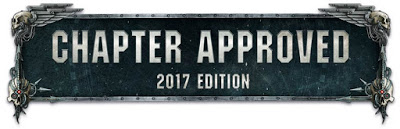 Chapter Approved 2017 Coming in December.... Whats in It.