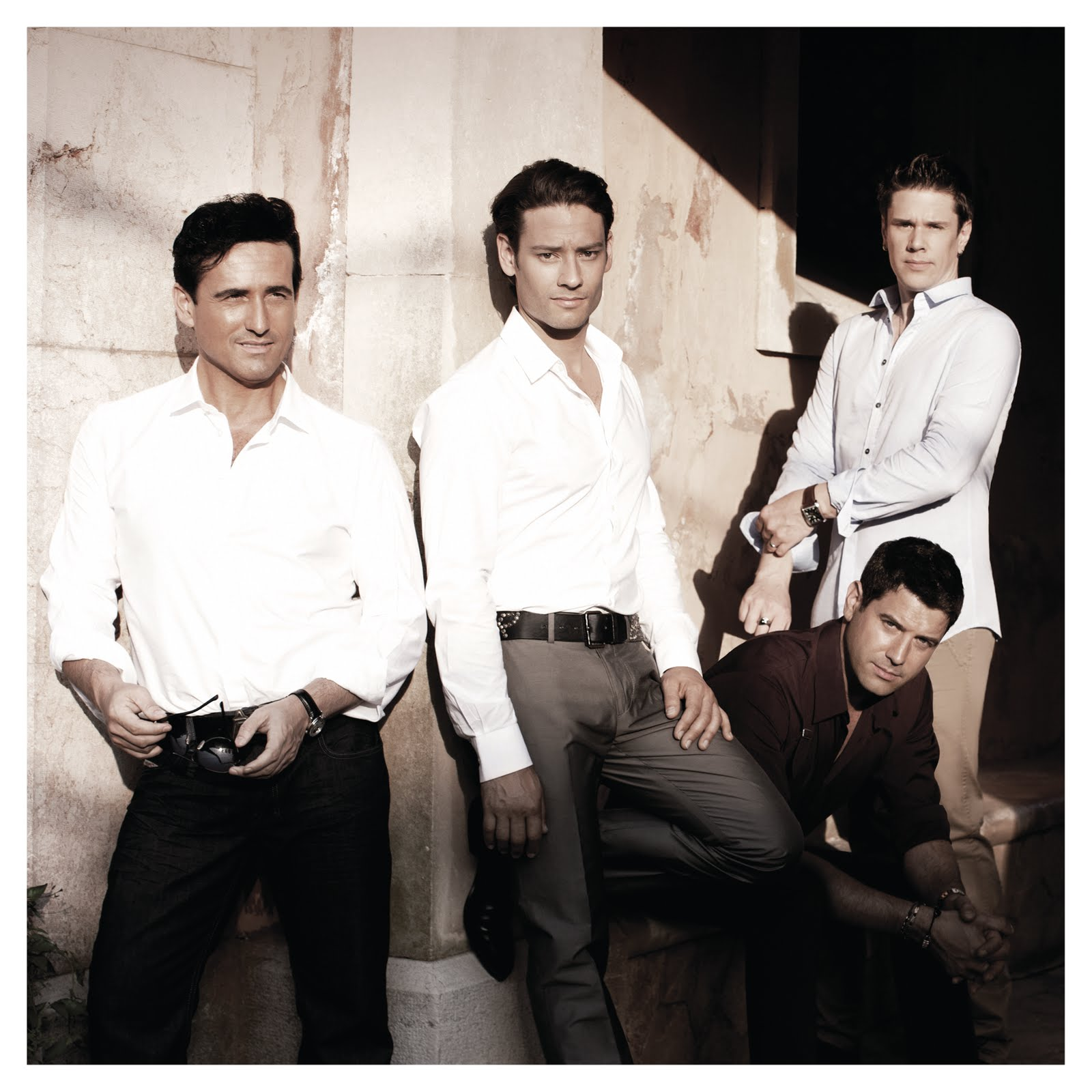Il divo 39 s wicked game - Divo music group ...