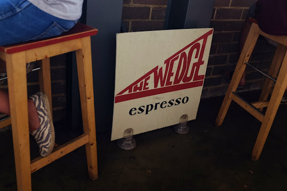 The Wedge Espresso Glebe Cafe Sydney