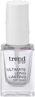 Preview: Die neue dm-Marke trend IT UP - Ultimate Long Lasting Top Coat - www.annitschkasblog.de