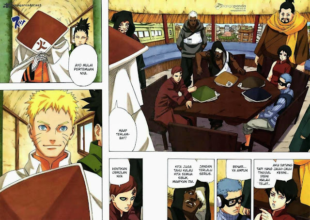 Naruto - Chapter:700 - Page:21