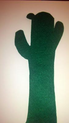 Plantilla cactus