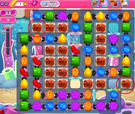 Candy Crush Saga 931