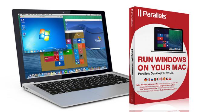 Parallels Desktop 10 for Mac CRACK Full Version Image