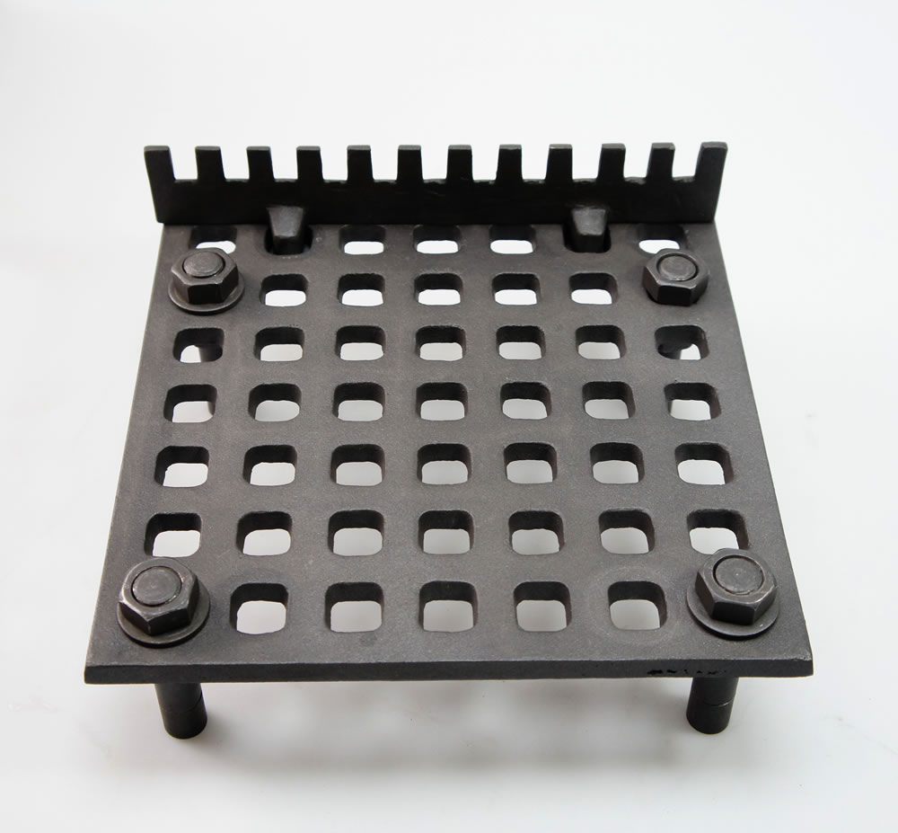 The UNIVERSAL Stove Grate - Adjustable replacement coal grate ...