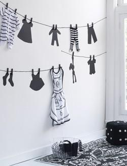 DIY babykamer idee - interieurblog