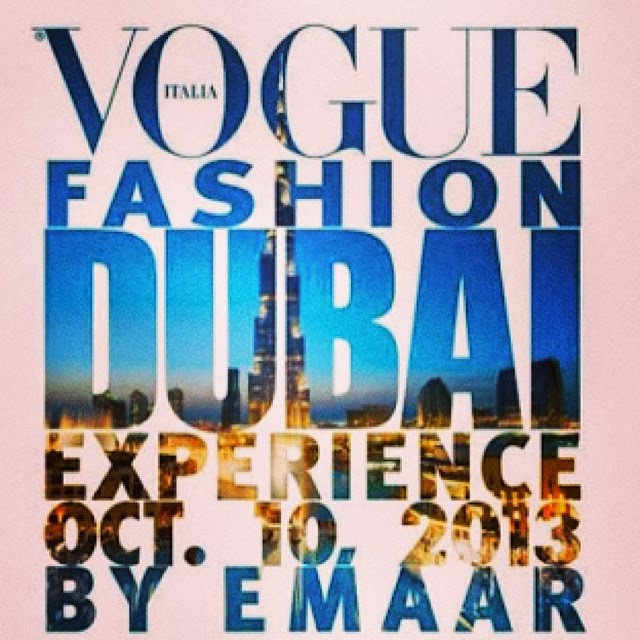Vogue Fashion Experience Dubai '13