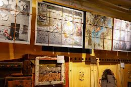 2013 - Gomb kávézó, kiskiállítás