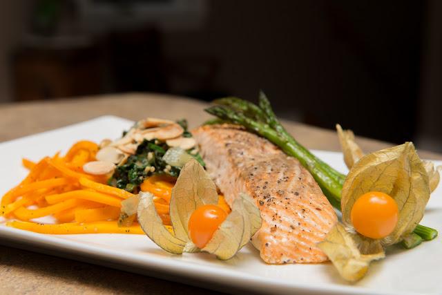 łosoś | ryby | omega-3 | tłuszcz | dieta | witamina D | ołów | rtęć