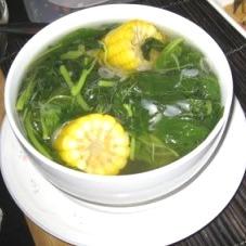 Delicious Corn Soup