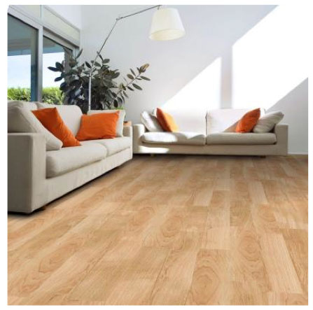 Allure Traffic Master Vinyl Plank Floor