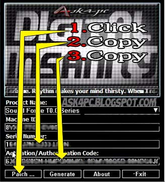 Sony sound forge 7 crack serial keygen patch
