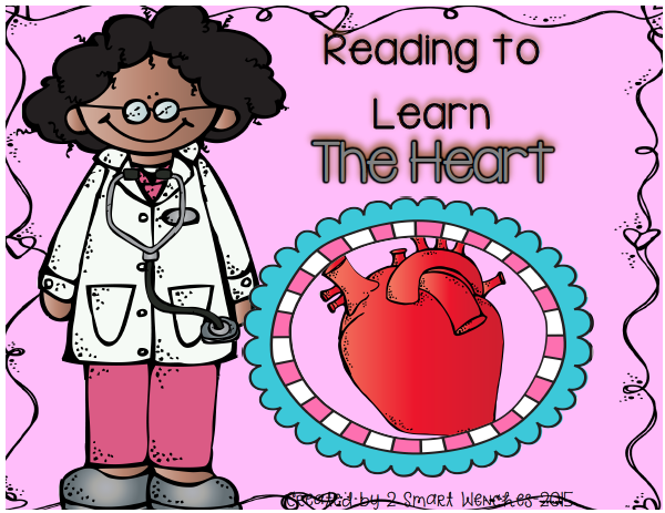 https://www.teacherspayteachers.com/Product/Reading-to-Learn-The-Heart-with-Thinking-Map-1692198