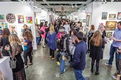 L A Art Show