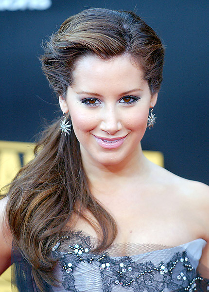 Image Source Ponytail Hairstyles