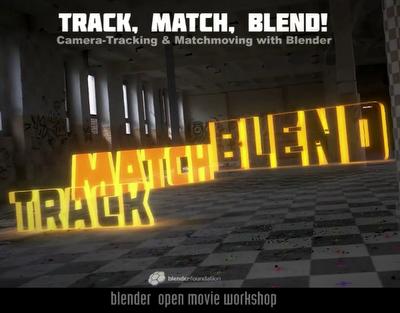 Track Match Blend
