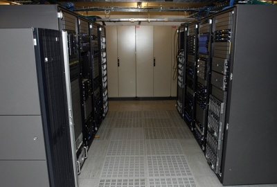 Server Rack on Opera Softwares Server