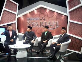 PANEL KHIDMAT SYARIAH TV AL HIJRAH