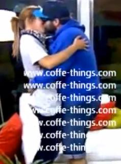 Beijo entre a Ana e o Hélio (video)