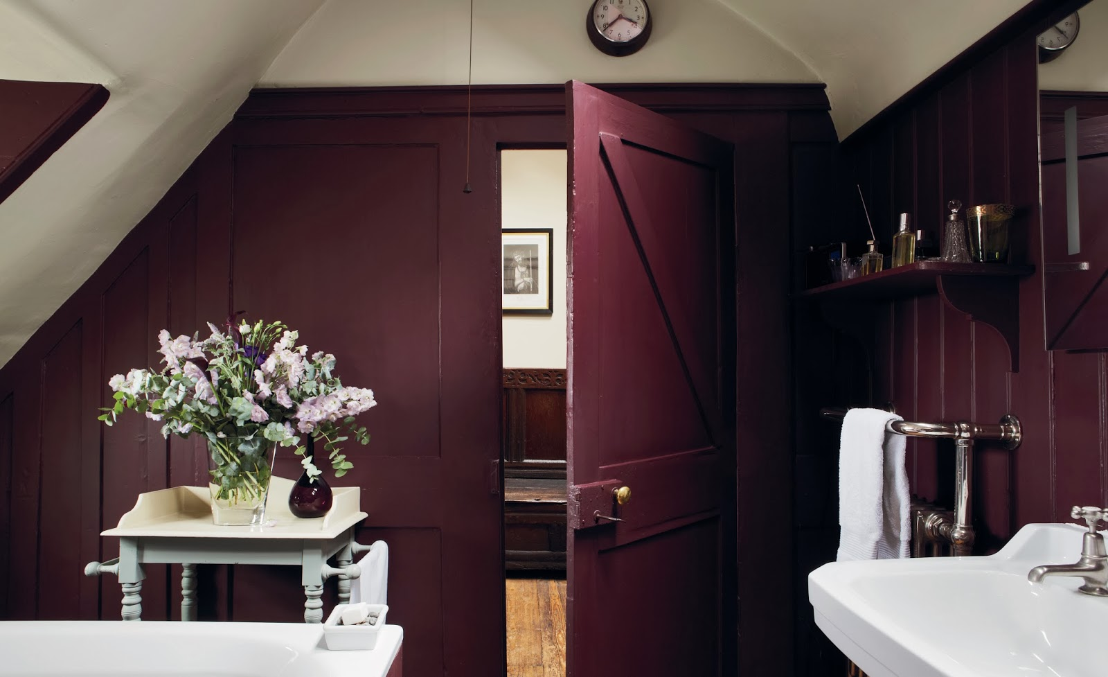 Modern country style book review farrow and ball - Farrow and ball decoration ...