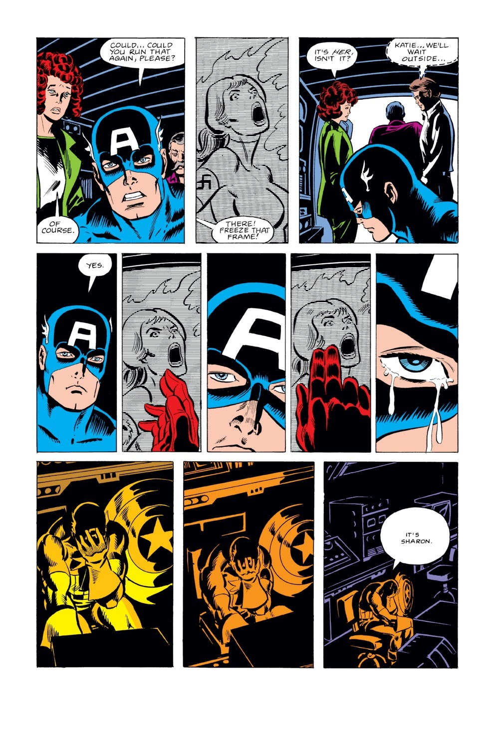 Captain America (1968) Issue #237 #152 - English 5