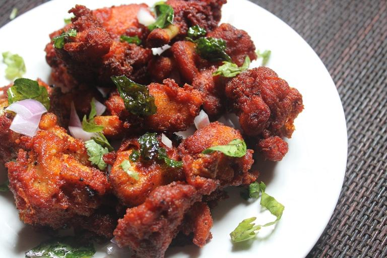 Chicken 65 Recipe How To Make Restaurant Style Chicken 65 Yummy