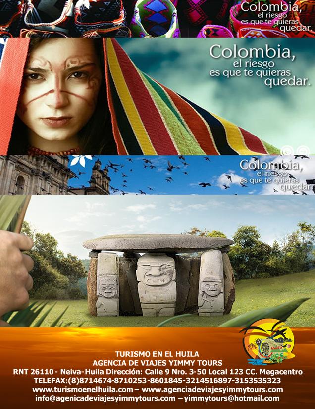 GUÍA TURÍSTICA DE COLOMBIA