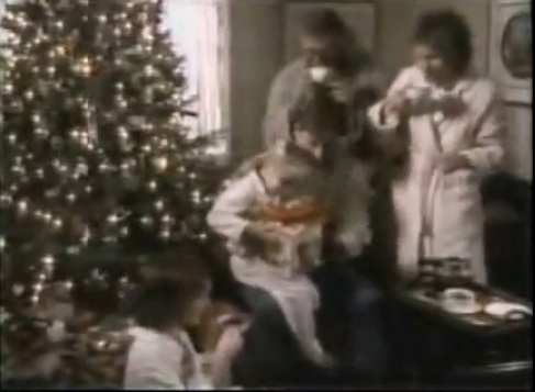 80s christmas commercials folgers peter - Christmas Commercials