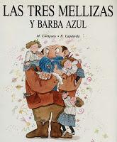 LAS TRES MELLIZAS Y BARBA AZUL