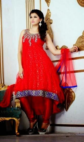 Party Wear Salwar Kameez Designs for Woman