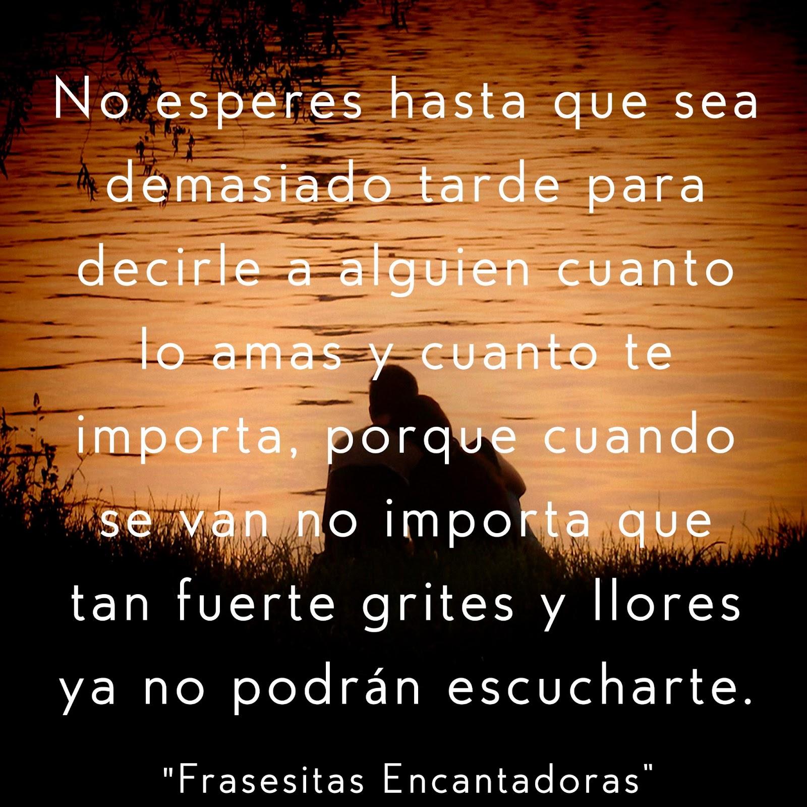Frases Bonitas para el de Amor 2013