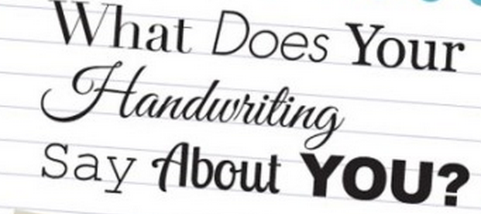 Handwriting And Personality