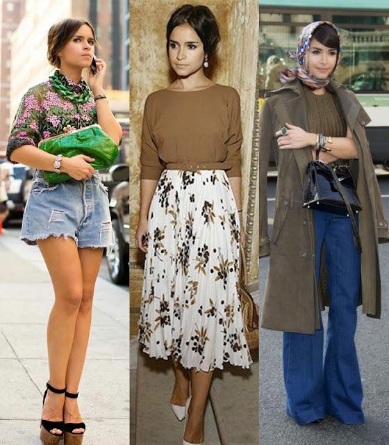 Moda Vintage - Miroslavia Duma freelancer de pblicações de moda