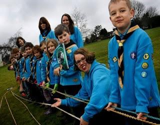25 children break world record