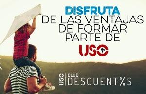 CLUB DESCUENTOS USO: OFERTAS, PROMOCIONES PARA AFILIAD@S