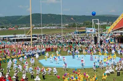 сабантуй татарски празник в софия