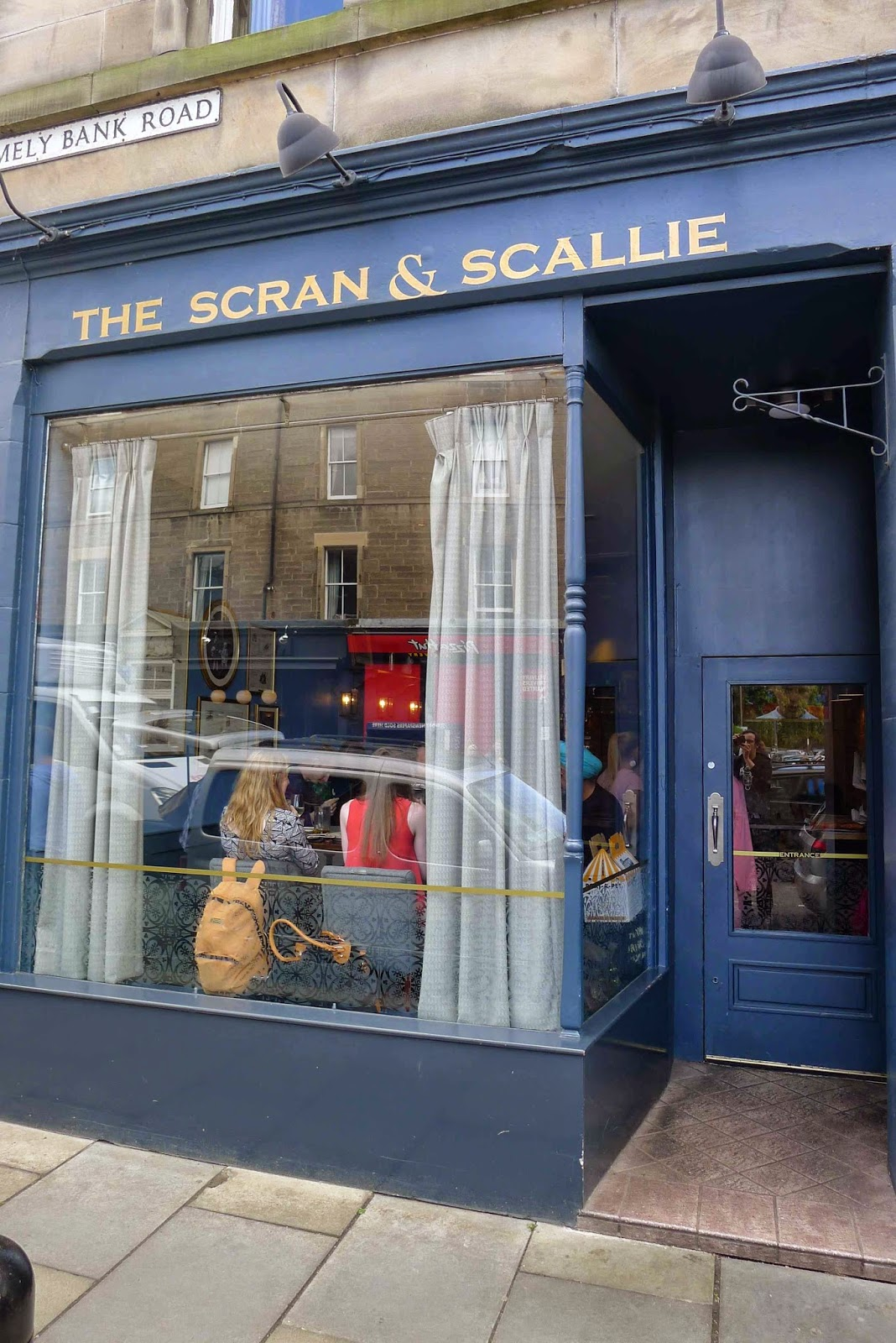 Gourmetgorro the scran and scallie stockbridge for O kitchen edinburgh