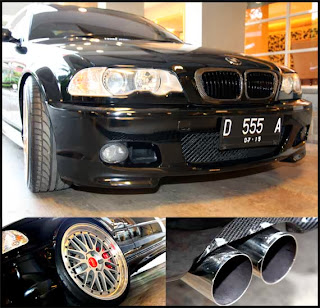 Modification BMW 323Ci