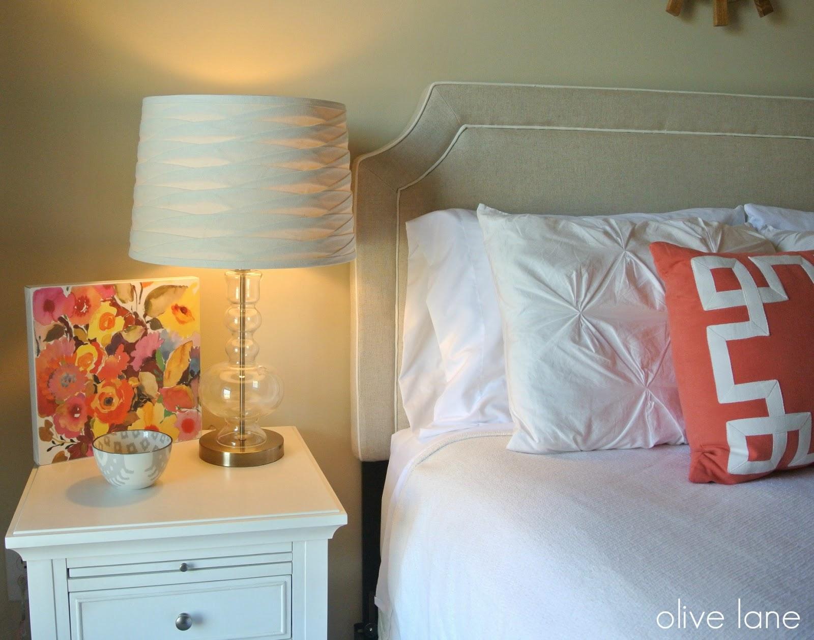 Guest Bedroom Upholstered Headboard Target