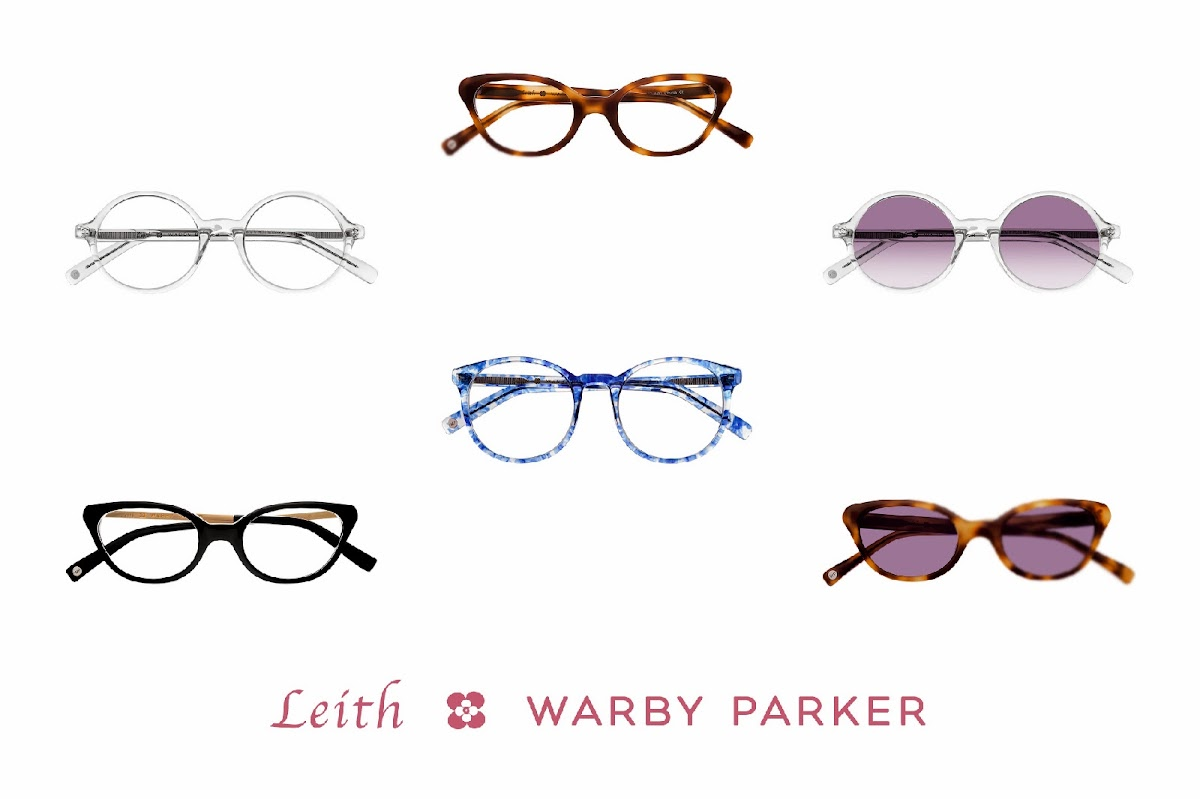 Leith Clark for Warby Parker