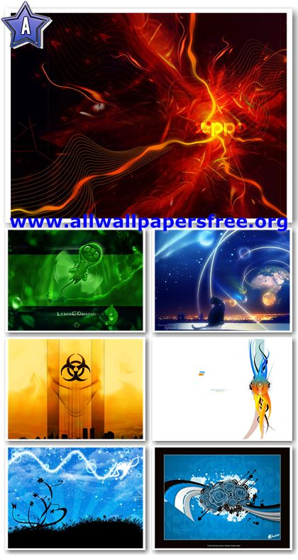 50 Amazing Abstract Wallpapers 1280 X 960
