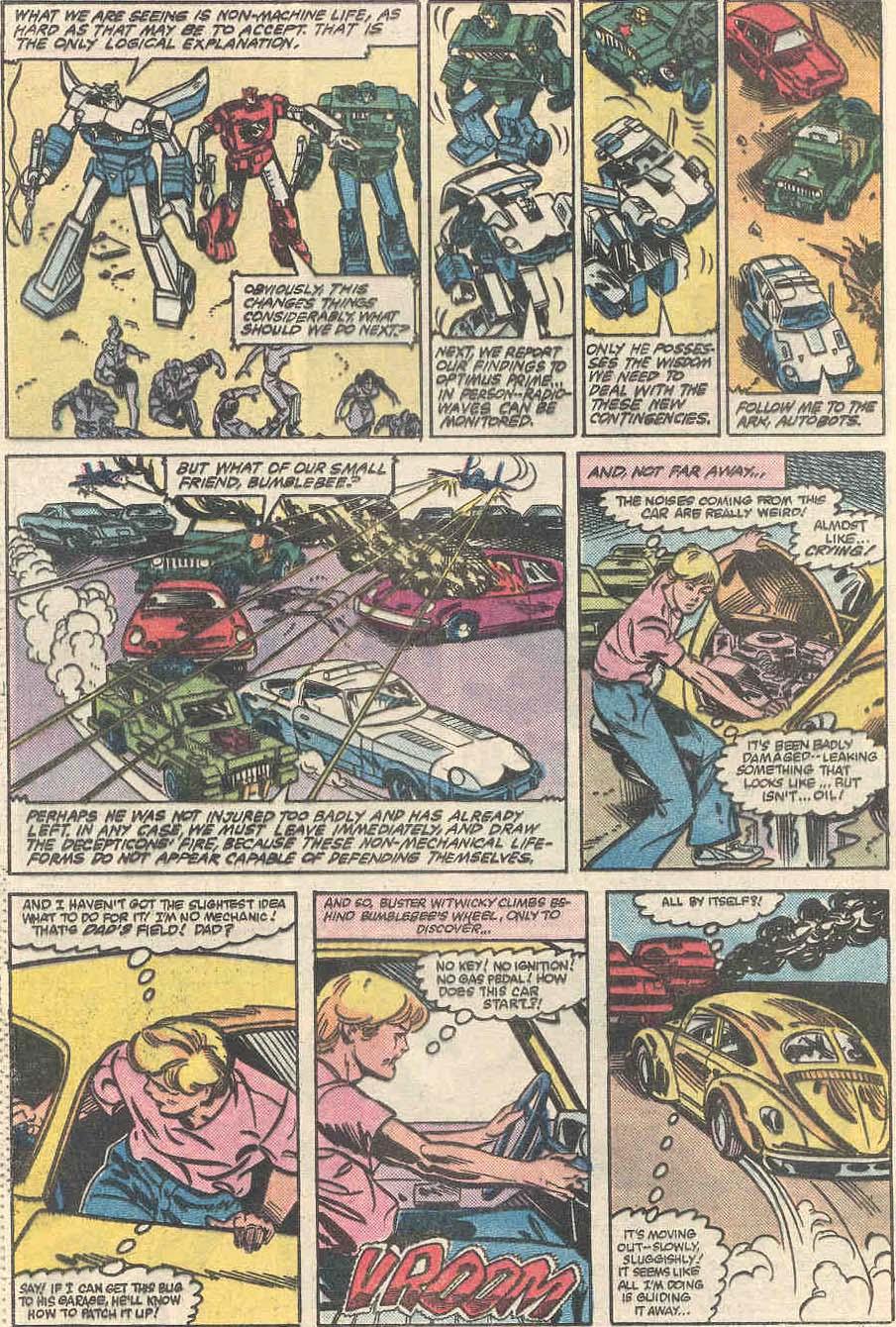 The Transformers (1984) #1 #80 - English 25